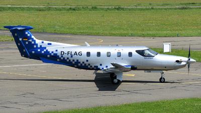 D-FLAG - Pilatus PC-12 NGX - Private