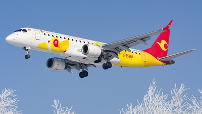 B-3150 - Embraer 190-100LR - Tianjin Airlines