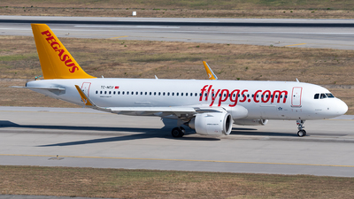 A picture of TCNCU - Airbus A320251N - Pegasus Airlines - © Turkay Oksuz