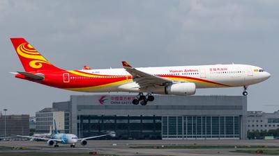 B-1021 - Airbus A330-343 - Hainan Airlines