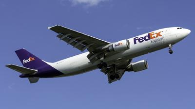 A picture of N662FE - Airbus A300F4605R - FedEx - © Kerrigan_Aviation_NJ
