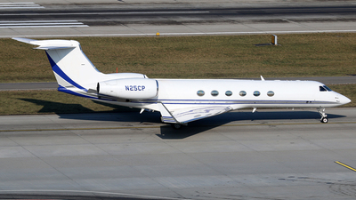 N25CP - Gulfstream G-V - Private