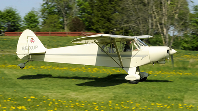 SE-XUP - Piper PA-18-150 Super Cub - Private
