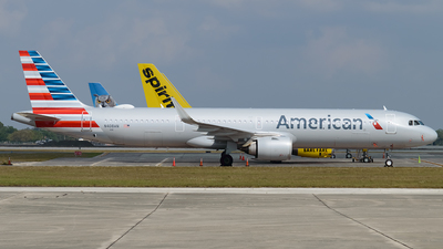 N408AN - Airbus A321-253NX - American Airlines