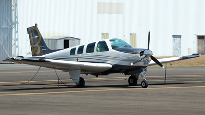 VH-DTQ - A36TP Propjet Bonanza - Aero Club - Royal Queensland