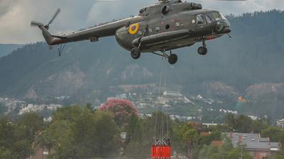 E-486 - Mil Mi-171C - Ecuador - Army