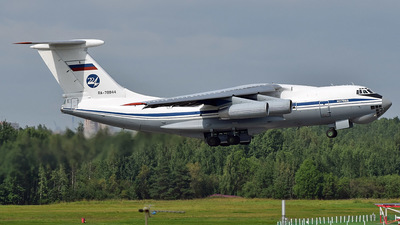 RA-78844 - Ilyushin IL-76MD - Russia - 224th Flight Unit State Airline