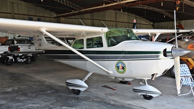 LV-FHK - Cessna 172K Skyhawk - Agropecuaria Litoral SRL