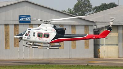 PK-DAS - Bell 412 - Derazona