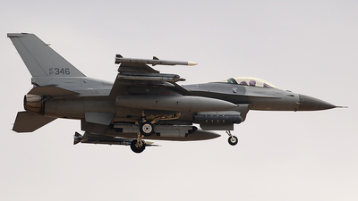 87-0346 - Lockheed Martin F-16C Fighting Falcon - United States - US Air Force (USAF)