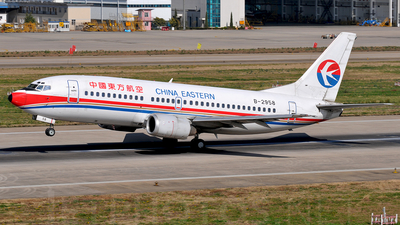 B-2958 - Boeing 737-3W0 - China Eastern Airlines