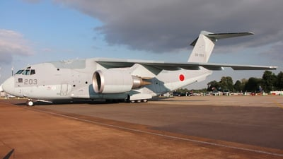 68-1203 - Kawasaki C-2 - Japan - Air Self Defence Force (JASDF)