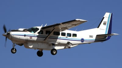 3002 - Cessna 208 Caravan - South Africa - Air Force