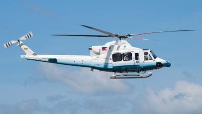 6685 - Bell 412EP - Philippines - Air Force