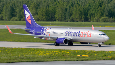 A picture of VPBBD - Boeing 7378AL - Smartavia - © Andrey Shapovalov