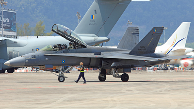 M45-08 - McDonnell Douglas F/A-18D Hornet - Malaysia - Air Force