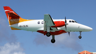 HH-SUN - British Aerospace Jetstream 32EP - Sunrise Airways
