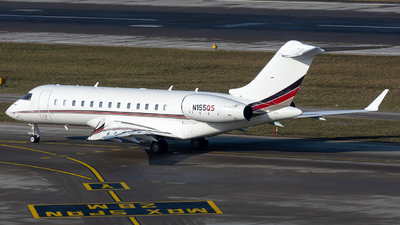 N155QS - Bombardier BD-700-1A10 Global 6000 - NetJets Aviation