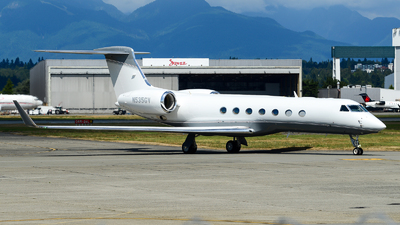 N535GV - Gulfstream G550 - Private