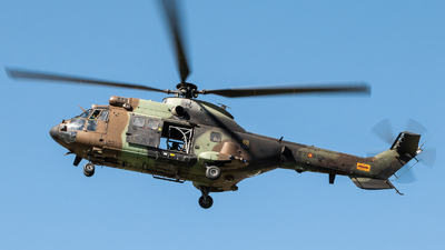 HT.27-14 - Eurocopter AS 532UL Cougar - Spain - Army