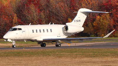 C-GLNU - Bombardier BD-100-1A10 Challenger 350 - Bombardier Aerospace