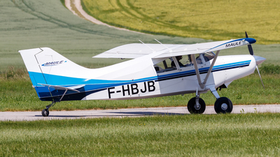 F-HBJB - Maule MX-7-180 - Private