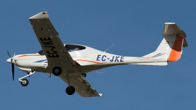 EC-JKE - Diamond DA-40 Diamond Star - AeroFan Escuela de Pilotos