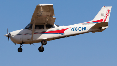 4X-CHL - Cessna 172P Skyhawk - Horizon Skyline