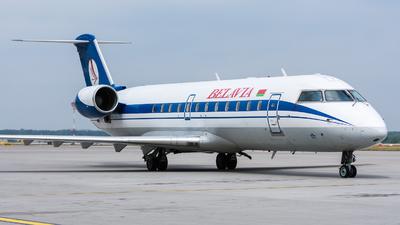 EW-276PJ - Bombardier CRJ-200ER - Belavia Belarusian Airlines