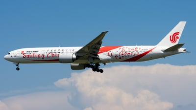 A picture of B2035 - Boeing 77739L(ER) - Air China - © TPS00