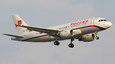 RA-73025 - Airbus A319-115X(CJ) - Rossiya - Special Flight Squadron