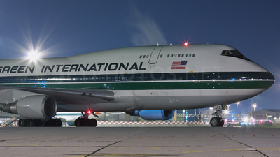 N492EV - Boeing 747-446(BCF) - Evergreen International Airlines