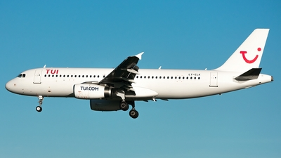 LY-ELK - Airbus A320-232 - TUI (GetJet Airlines)
