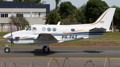 PR-FAZ - Beechcraft C90A King Air - Private Air