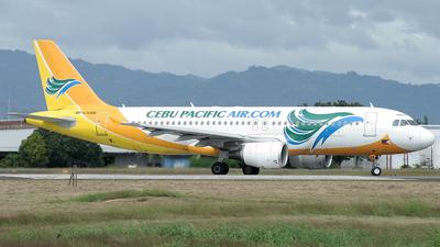 RP-C3266 - Airbus A320-214 - Cebu Pacific Air
