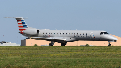 A picture of N611AE - Embraer ERJ145LR - American Airlines - © DJ Reed - OPShots Photo Team