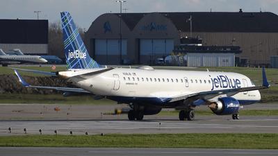 N318JB - Embraer 190-100IGW - jetBlue Airways