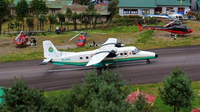 9N-AKE - Dornier Do-228-212 - Tara Air