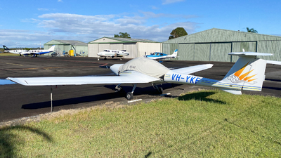 VH-YKF - Diamond DA-20-C1 Eclipse - Australian International Aviation College