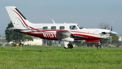 A picture of N113T - Piper PA46500TP - [4697312] - © nicholastoto