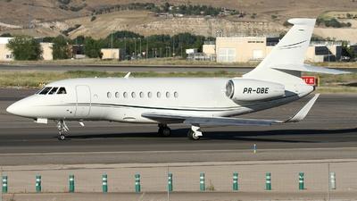 PR-OBE - Dassault Falcon 2000EX - Private