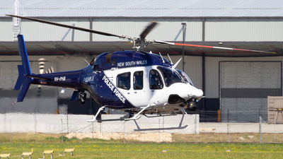 VH-PHB - Bell 429 - Australia - New South Wales Police