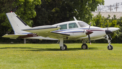 CC-CEP - Cessna 320D Skyknight - Private