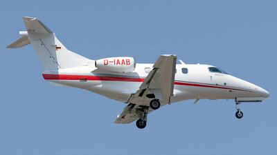 D-IAAB - Embraer 500 Phenom 100 - Arcus-Air