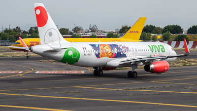 XA-VAP - Airbus A320-232 - VivaAerobus