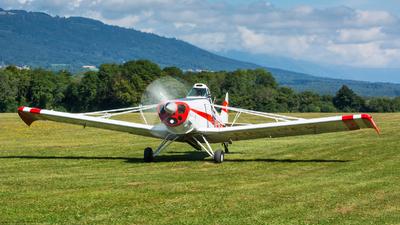 HB-PFW - Piper PA-25 Pawnee - Groupe Genevois de vol à voile de Montricher