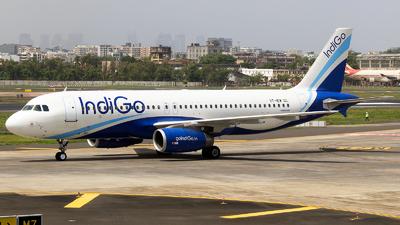 A picture of VTIEW - Airbus A320232 - IndiGo - © Aneesh Bapaye