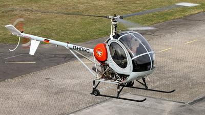 D-HDHD - Schweizer 300C - DHD Heliservice