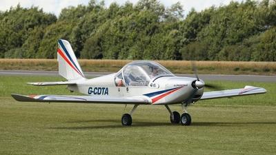 G-CDTA - Evektor EV97 Eurostar - Private