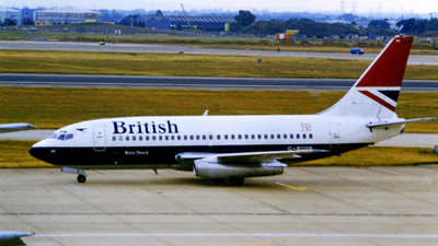 G-BGDB - Boeing 737-236(Adv) - British Airways